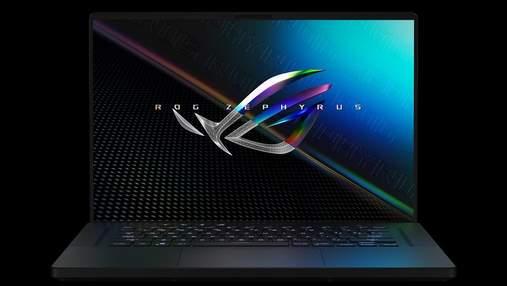 ROG Zephyrus M16 – потужний ігровий монстр: Asus представила новий 16-дюймовий ноутбук