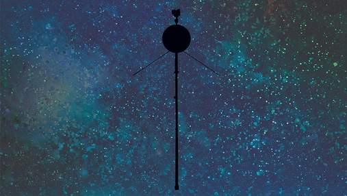 """Зонд """"Вояджер-1"""" обнаружил звучание межзвездного пространства"""
