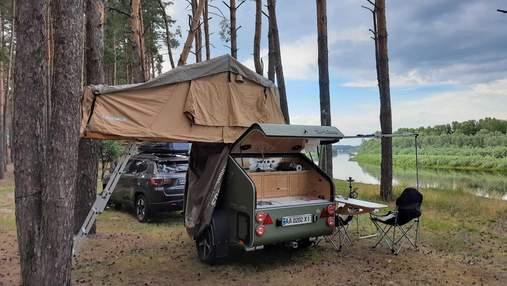 Украинские автодома Lifestyle Сamper выходят на рынок Италии