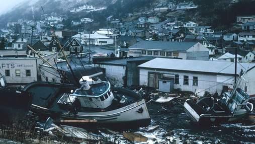 Як утворюються цунамі