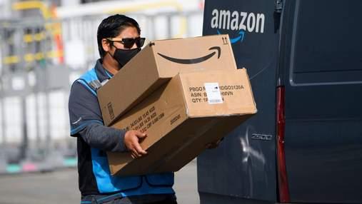Компанія найбагатшої людини світу Amazon ухиляється від сплати податків