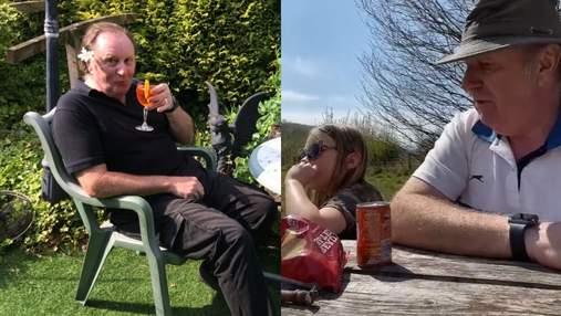 Ради внучки дедушка пытается избавиться от алкогольной зависимости: как мужчине помогает Тикток