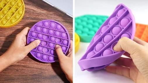 Що таке поп-іт і сімпл-дімпл: трендові  іграшки-антистрес, про які говорять усі