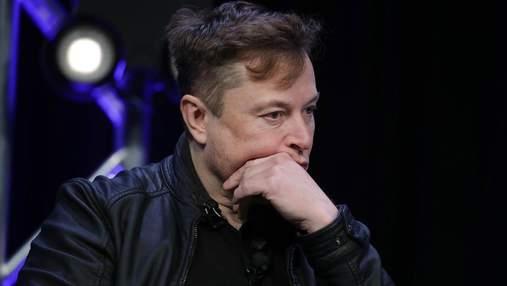 Минус 20 миллиардов долларов: неудачная неделя Илона Маска