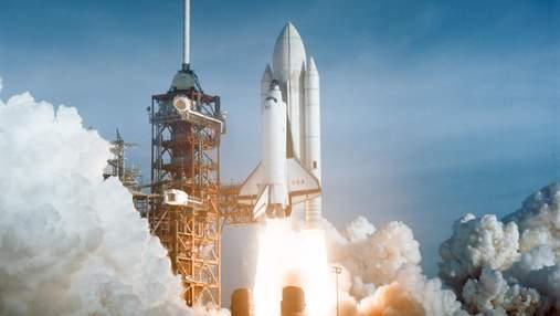 Перший політ космічного шаттла: місія STS-1