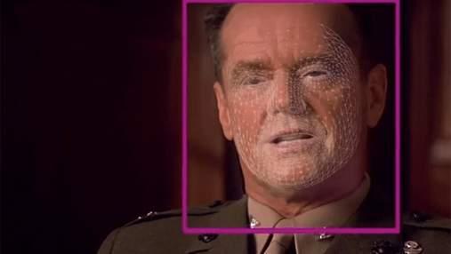 Британці створили програму, яка змінює міміку акторів під дубляж фільму: відео