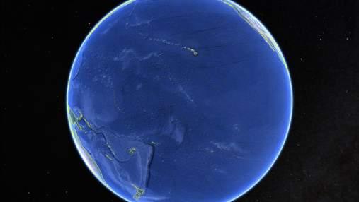 Земля могла бути водним світом: як на планеті з'явилася суша