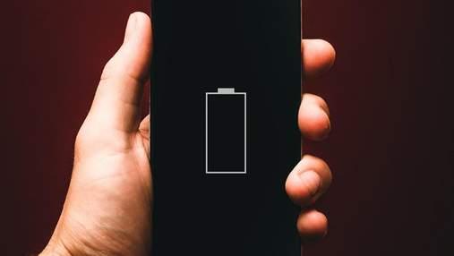 Як збільшити час роботи акумулятора смартфона: актуальні поради