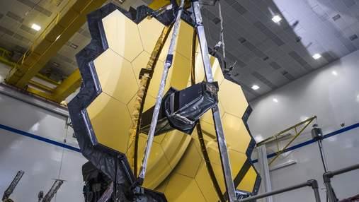 """Запуск телескопа """"Джеймс Вебб"""" може затриматися: у чому причина"""