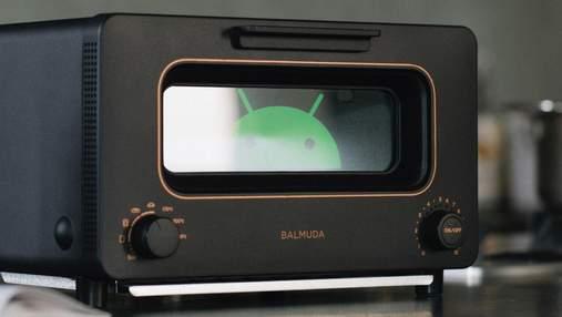 Производитель премиальных тостеров объявил о создании смартфона на базе Android