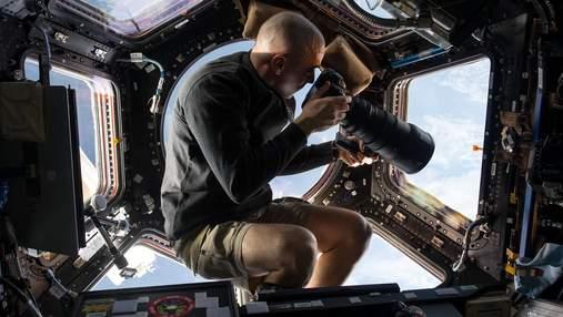 Африканское побережье из космоса: поразительные фотографии с МКС