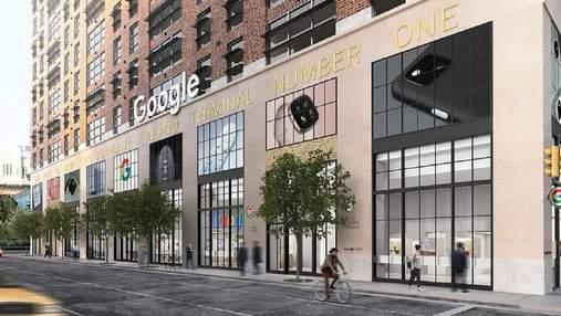 Google відкриє у Нью-Йорку перший роздрібний магазин: чим він буде вирізнятися