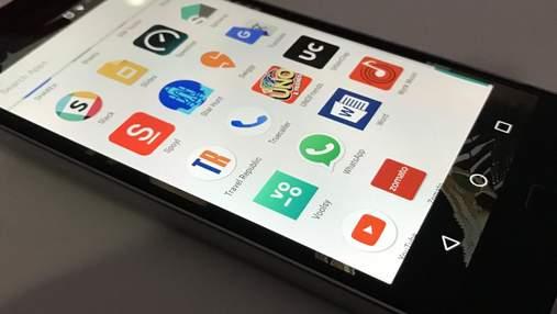 Як на Android-смартфон встановити додаток в обхід Google Play