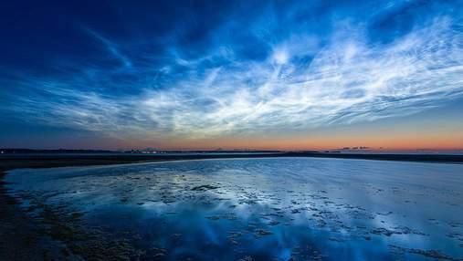 Серебристые облака: где и когда наблюдать это редкое явление