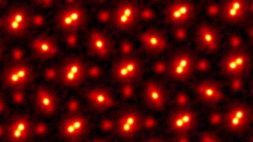 Физики получили самое четкое изображение атомов в истории: фото