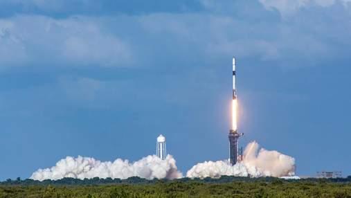 Чергові перепони для SpaceX: супутниковий оператор намагається заборонити запуски Starlink