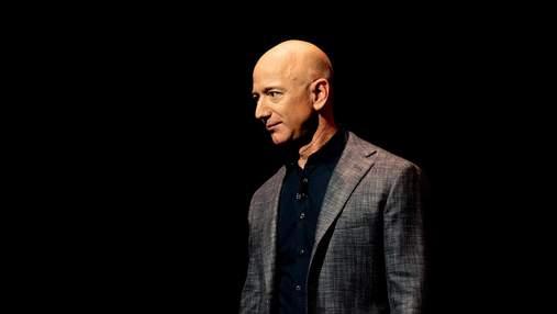 Джефф Безос обрав дату свого звільнення з посади гендиректора Amazon: пояснюємо символізм
