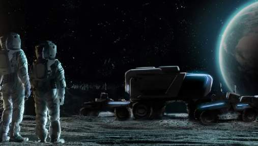 Lockheed Martin и General Motors разработают для NASA лунный электромобиль