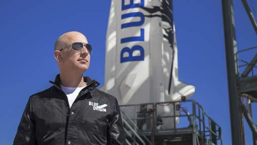 10 мільярдів для Blue Origin:  Джефф Безос найняв армію лобістів у владі США