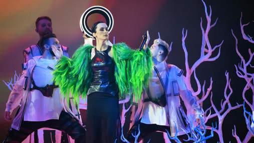 Украина вошла в 10 лучших выступлений Евровидения-2021 по просмотрам на YouTube