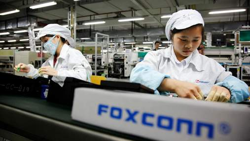 Завод Foxconn, який випускає iPhone, охопила велика пожежа: що відомо