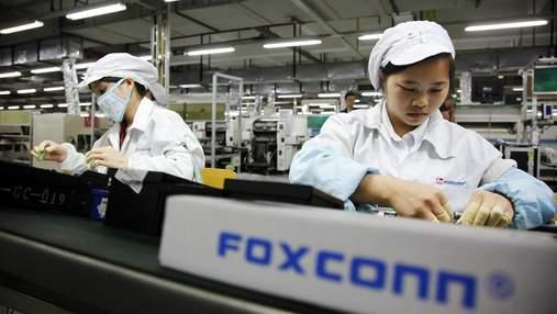 Завод Foxconn, выпускающий iPhone, охватил крупный пожар: что известно
