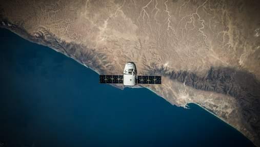 """КБ """"Південне"""" уклало контракт на запуск українського супутника """"СІЧ-2-30"""" на ракеті SpaceX"""