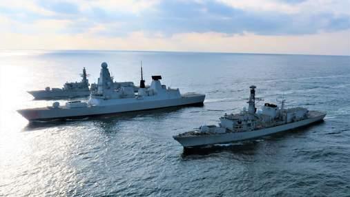 Королівський морський флот Великої Британії випробував штучний інтелект проти надзвукових ракет