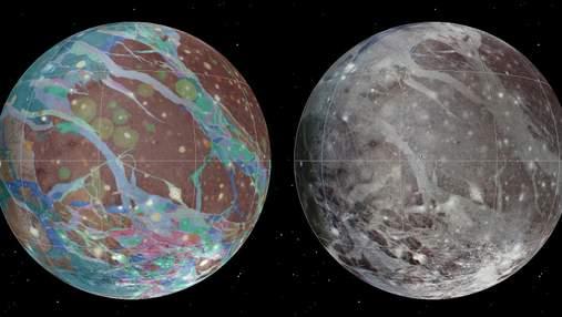 """Зонд """"Юнона"""" пролетить біля найбільшого супутника Сонячної системи"""