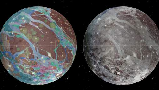 """Зонд """"Юнона"""" пролетит возле крупнейшего спутника Солнечной системы"""