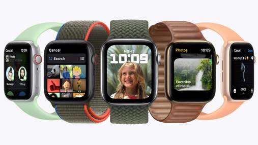 Оновлена watchOS 8: що нового з'явиться на Apple Watch