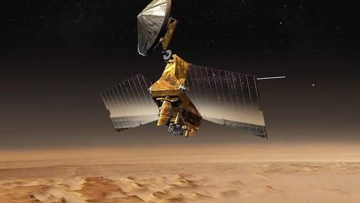 Зонд NASA сфотографировал необычные дюны на Марсе: фото