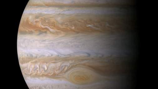 Наскільки великим буде Юпітер, якщо ми заберемо у нього увесь газ