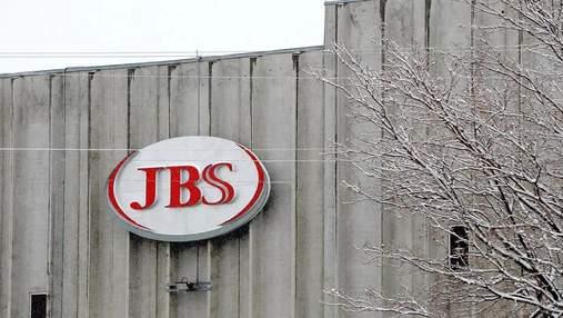 Компанія JBS заплатила хакерам 11 мільйонів доларів