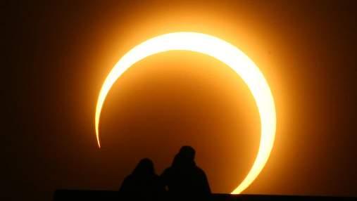 Кольцевое солнечное затмение 2021 года: смотрите онлайн
