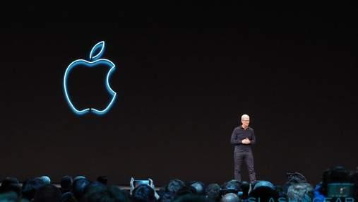 Apple знову зростає: капіталізація може досягти 3 трильйонів доларів вже у 2022 році