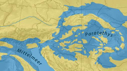 Ученые узнали, куда исчезла вода из крупнейшего в истории Земли моря