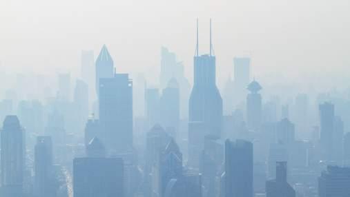 Рівень вуглекислого газу в атмосфері досяг максимуму за 4 мільйони років