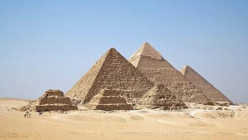 Кто на самом деле построил пирамиды в Египте