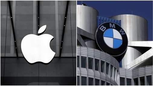 В Apple почав працювати ексменеджер BMW, який спеціалізується на електрокарах