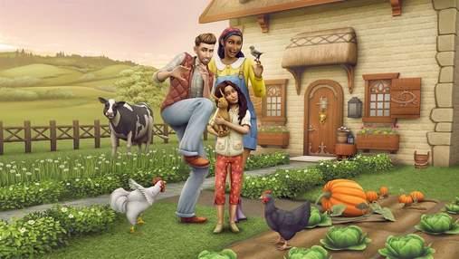 Загородная жизнь и домашнее хозяйство: представили новое дополнение к игре The Sims 4 – трейлер