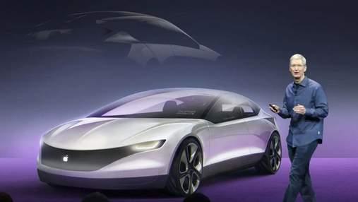 Apple взяла на работу основателя Canoo для создания Apple Car