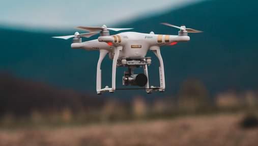 Новый истребитель дронов обезвреживает их таинственным розовым веществом