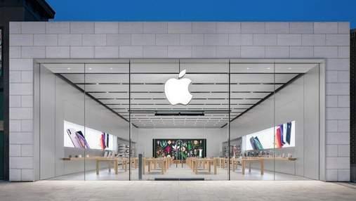Вакциновані – без масок: в магазинах Apple змінили правила