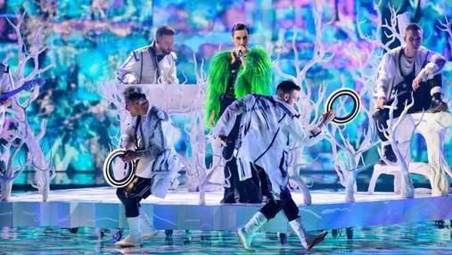 Гурт Go_A з піснею SHUM зайняв другу сходинку серед 50 найпопулярніших треків США