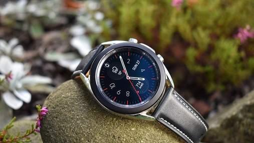 Samsung Galaxy Watch4: смарт-годинник з NFC, системою Wear OS та OneUI