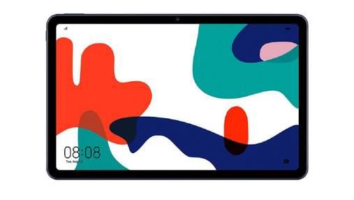 Витончений та продуктивний: Huawei презентувала оновлений планшет Huawei MatePad