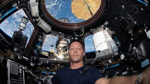 Астронавт показал, насколько быстро движется МКС на орбите