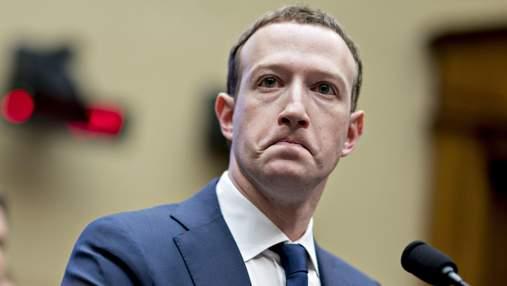 Марк Цукерберг впервые с 2013 года не вошел в 100 лучших топ-менеджеров мира