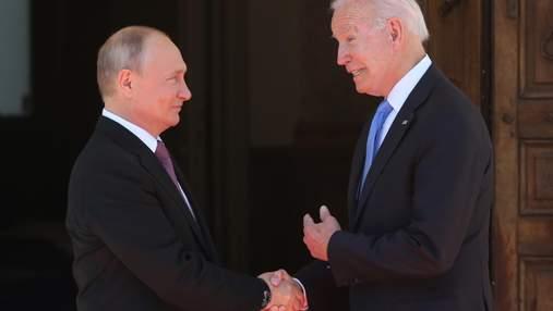 Байден натякнув Путіну на можливості США у кіберпросторі та запропонував план дій